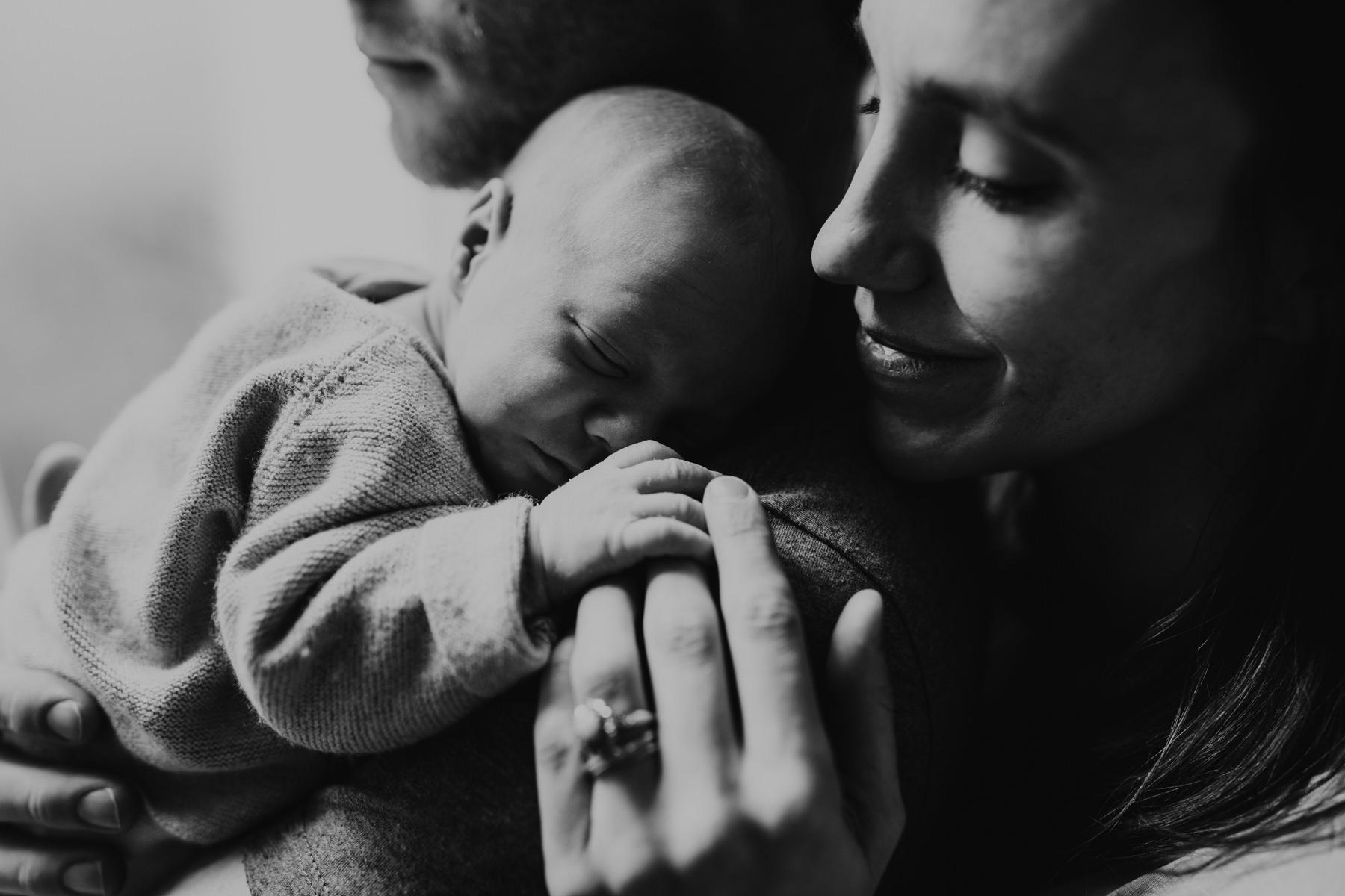 main nouveau-né