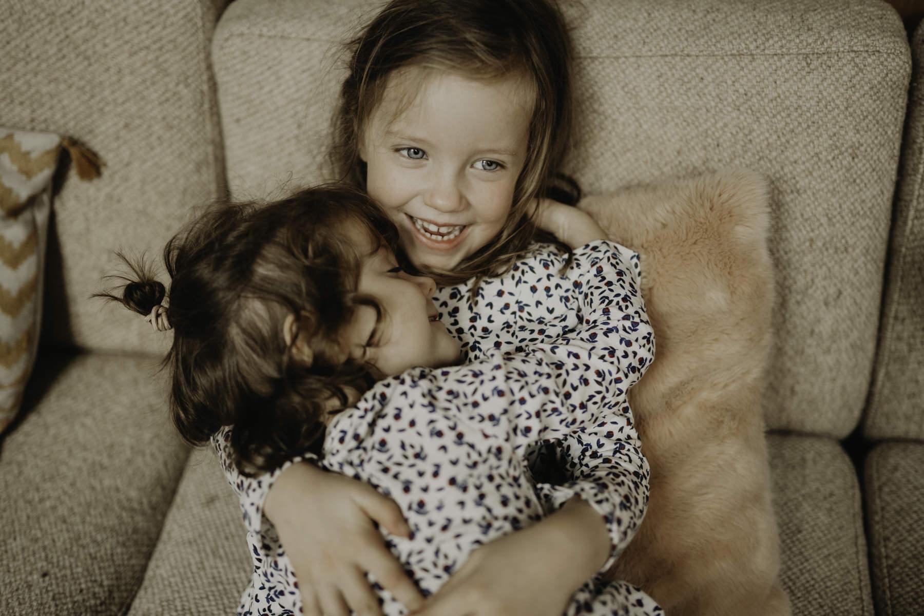 soeurs famille
