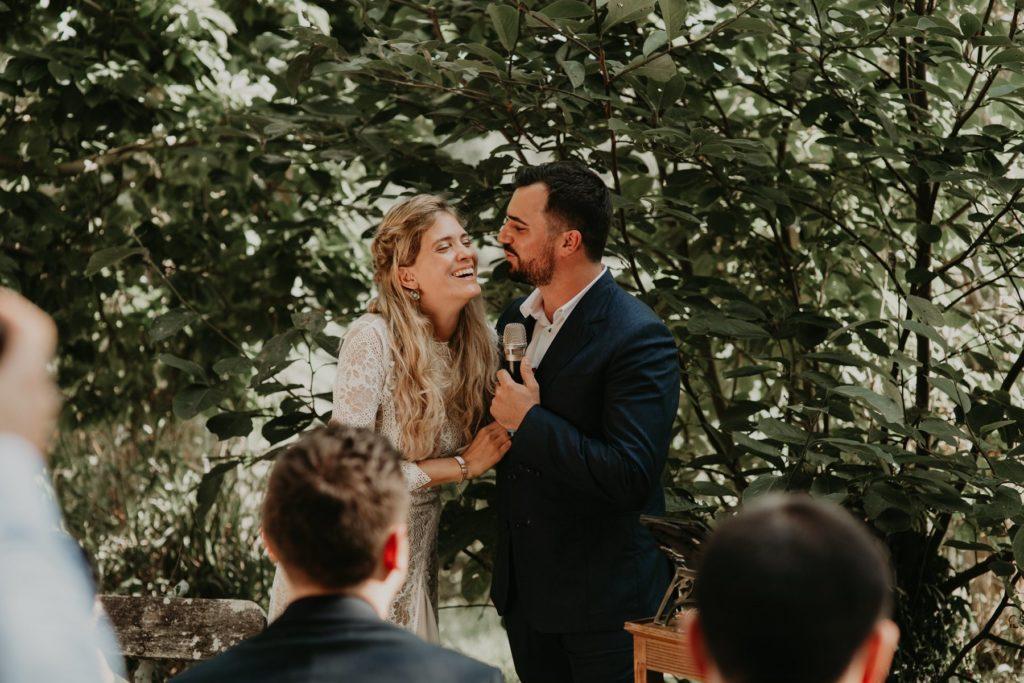 discours mariés