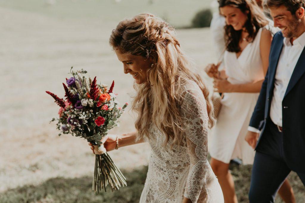 smile mariée