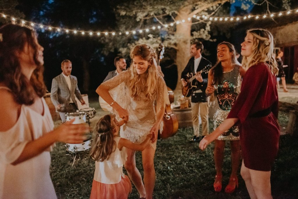 mariage dance