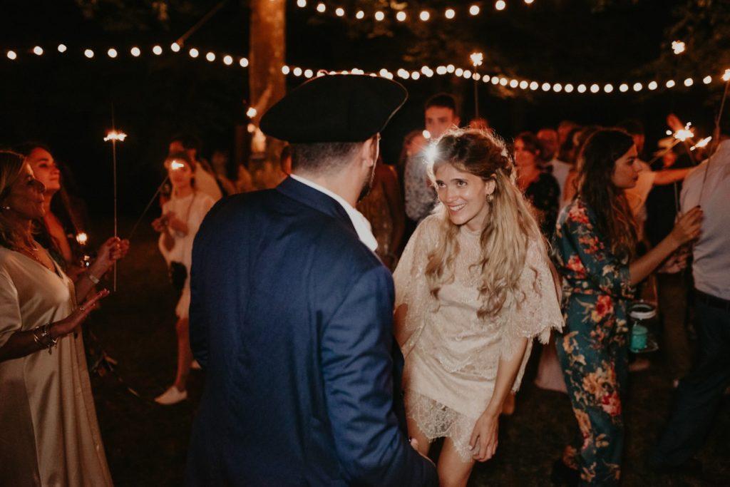 dance mariés