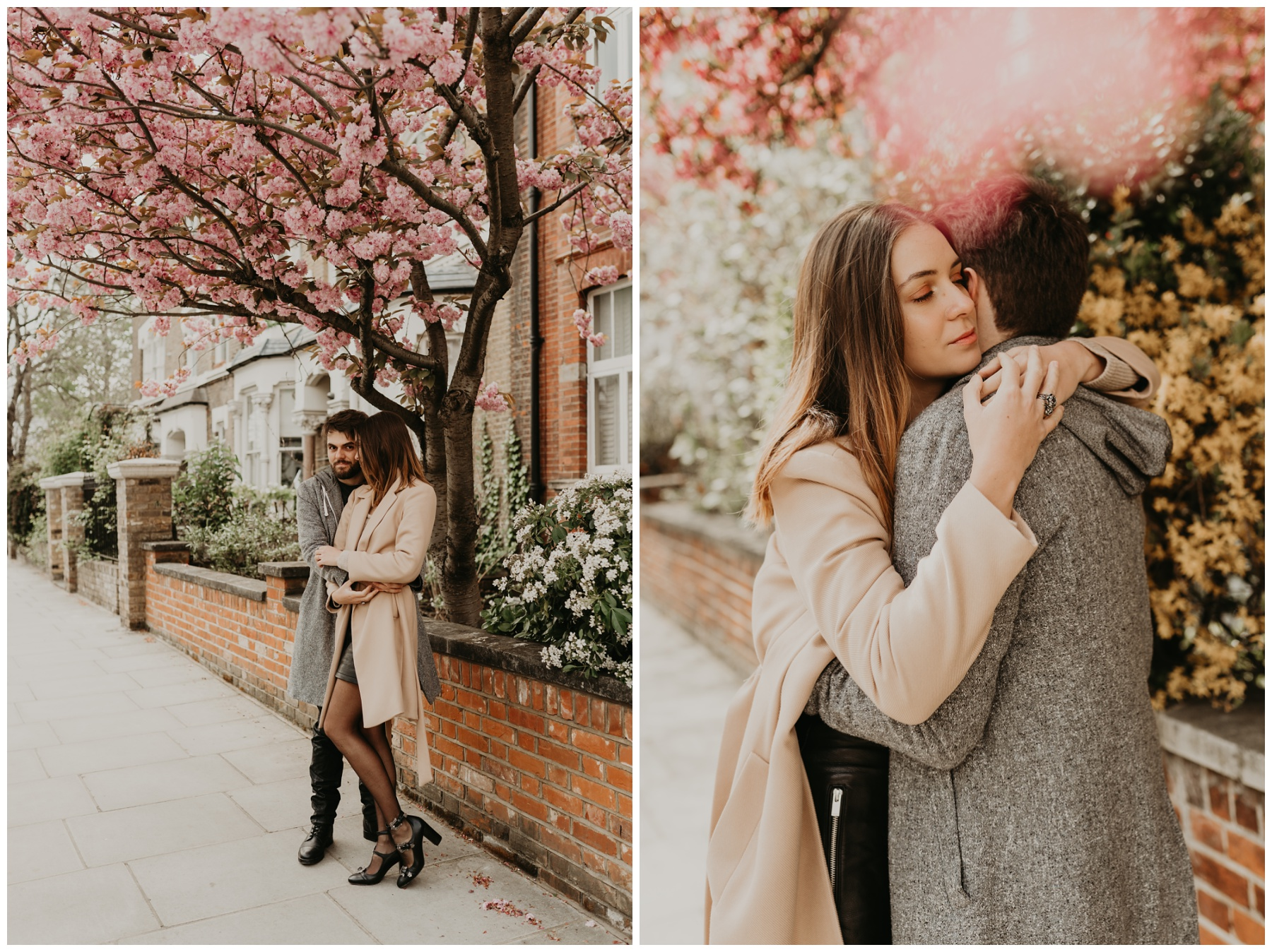 engagement session notting hill