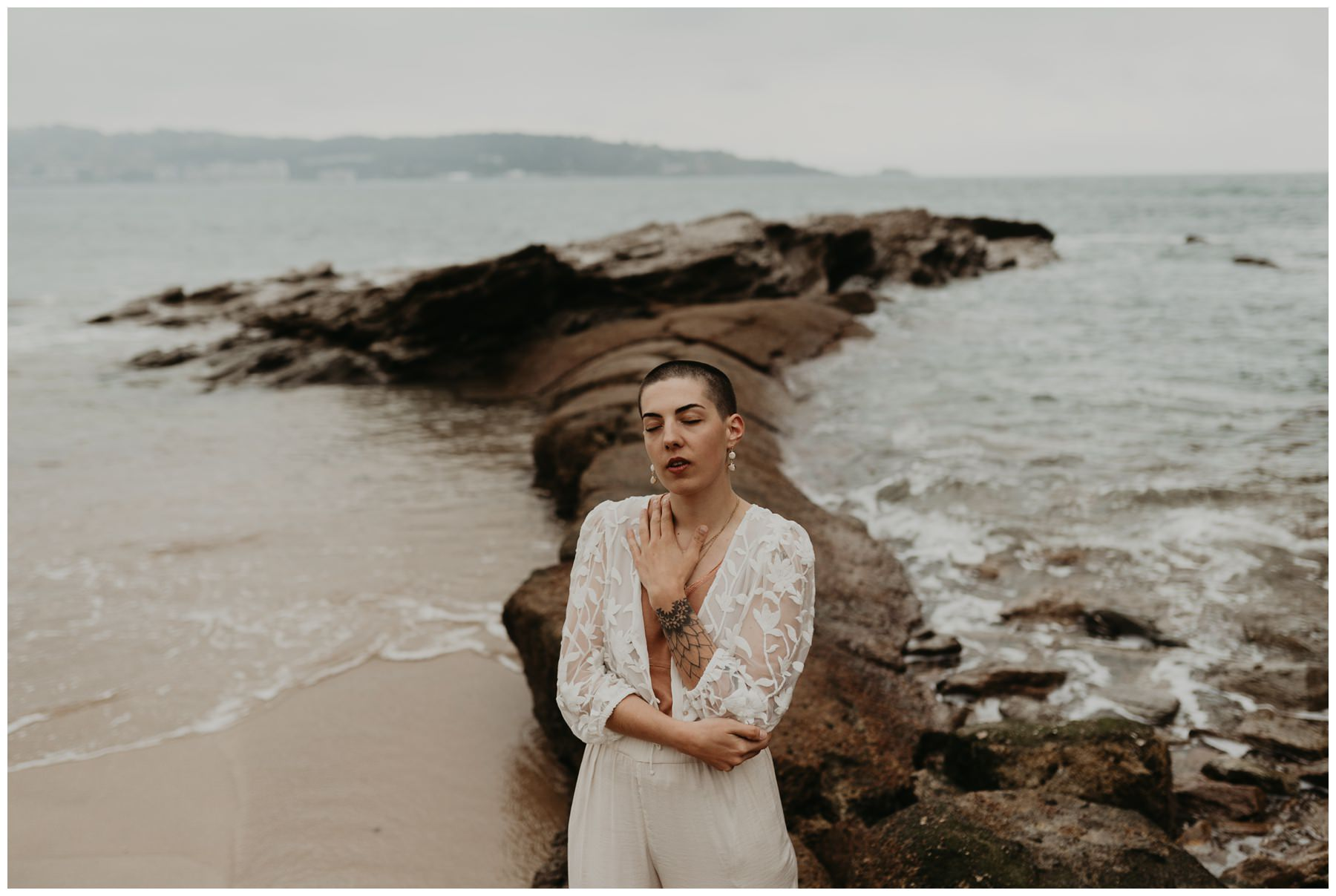 hendaye portrait session