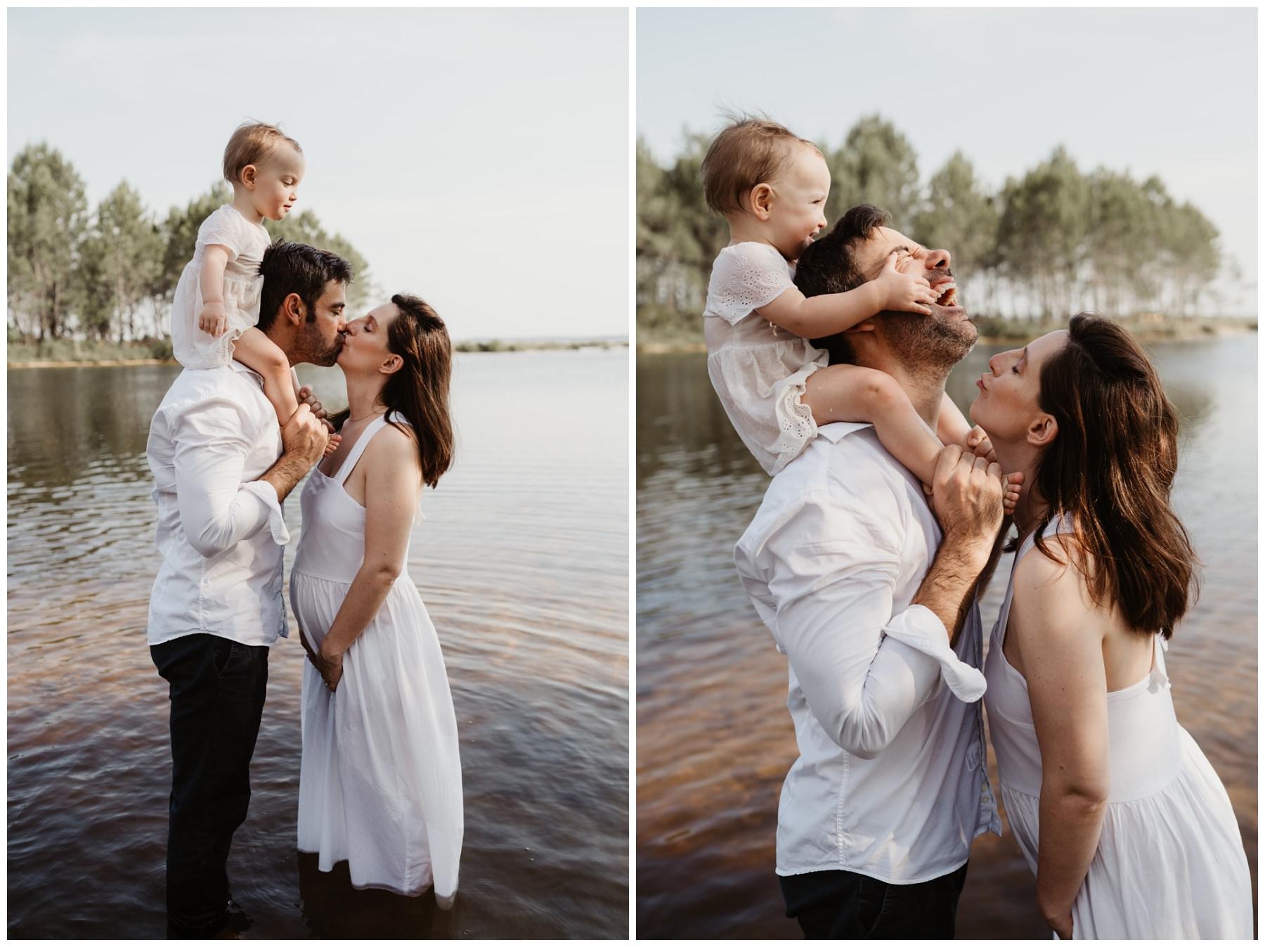 famille lac lacanau