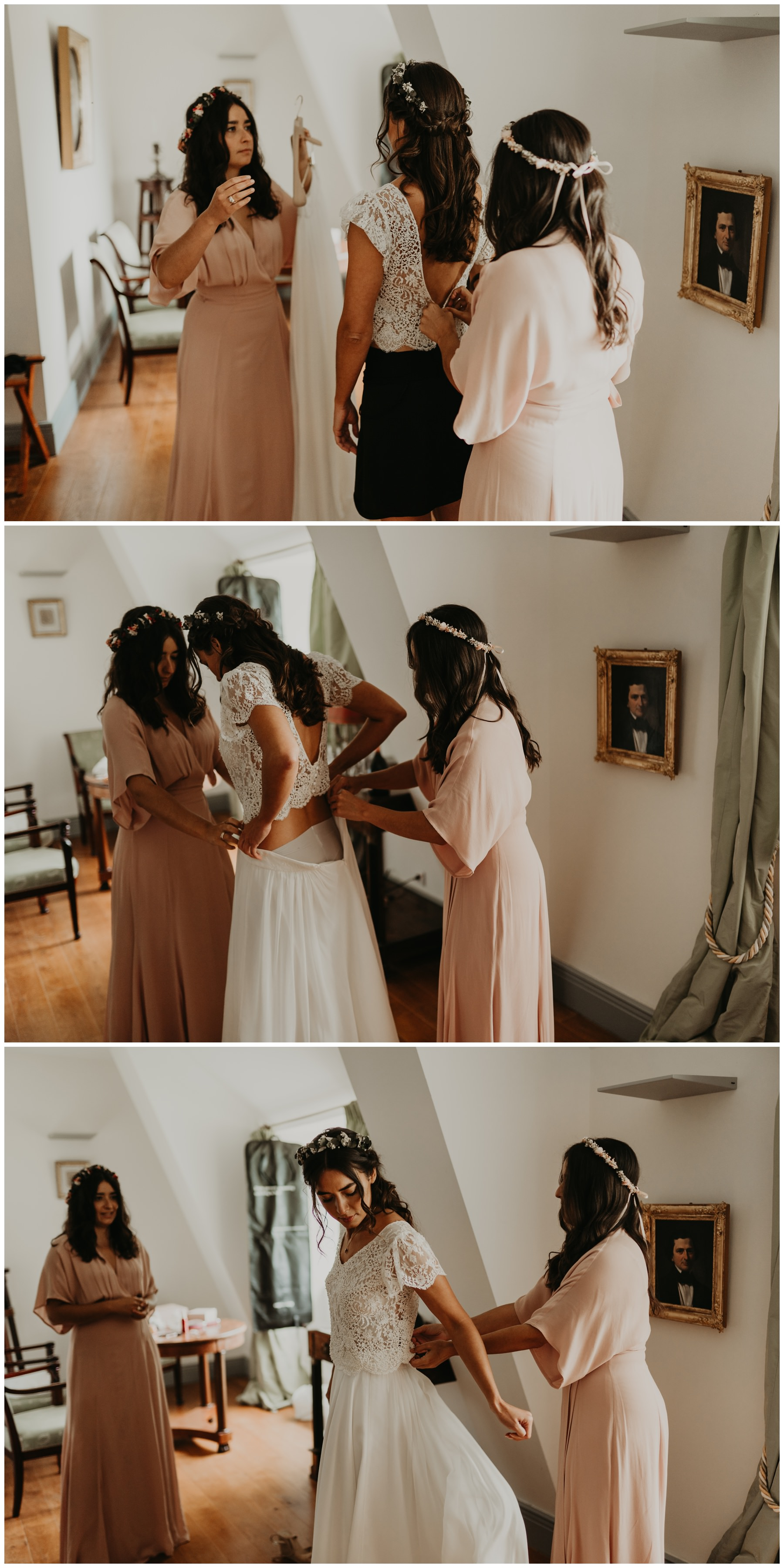 robe de mariée béarn