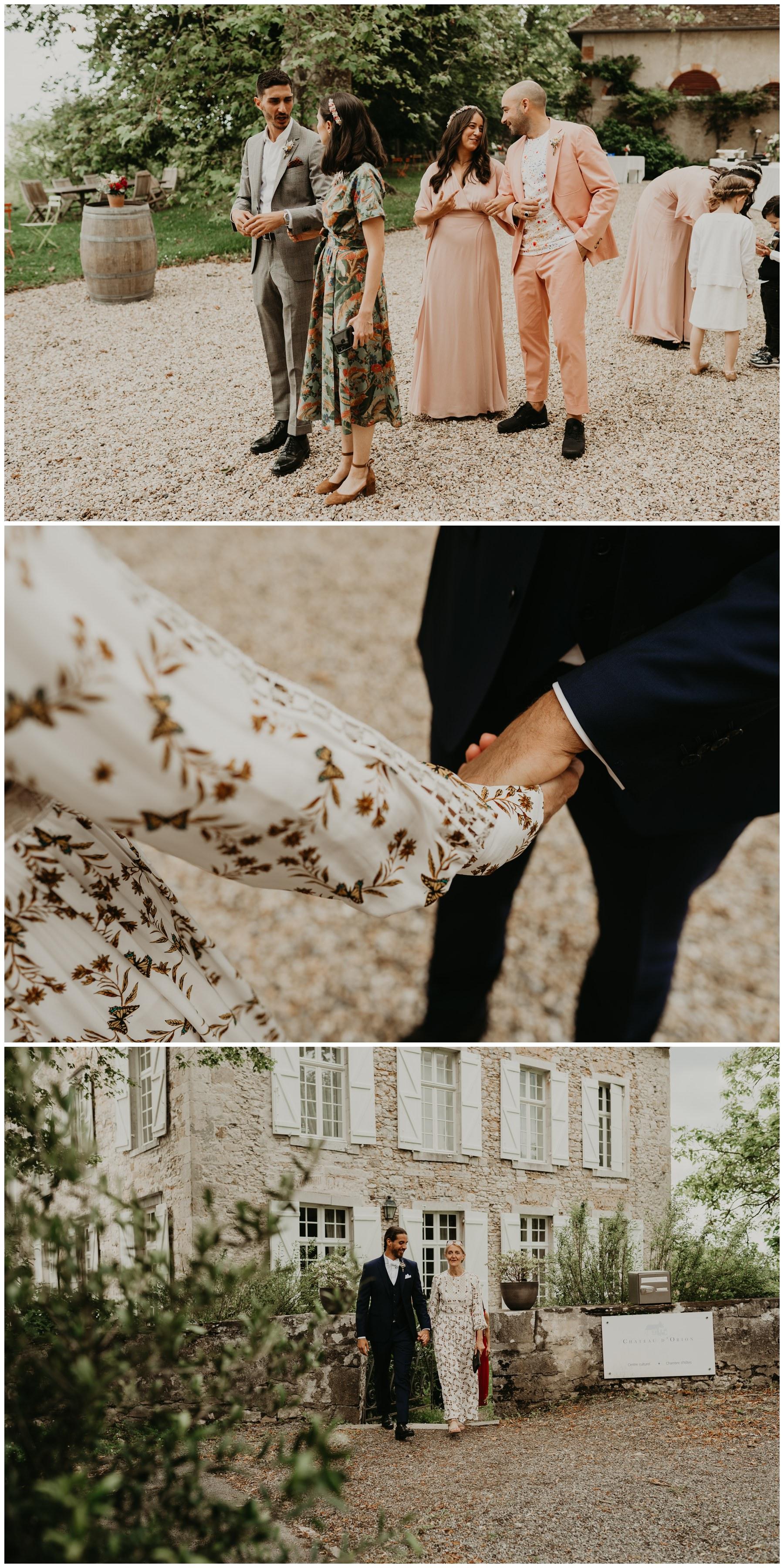 mariage terres du béarn
