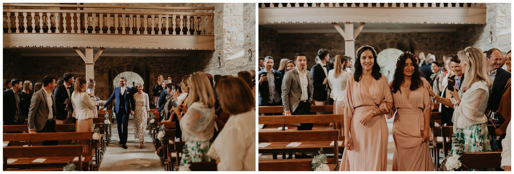 mariage eglise béarn
