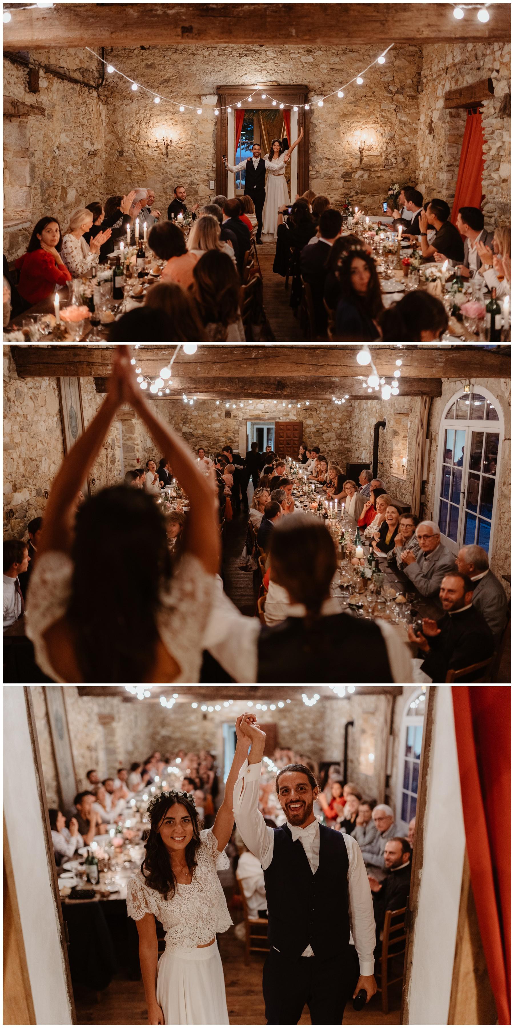 soirée mariage photgraphe