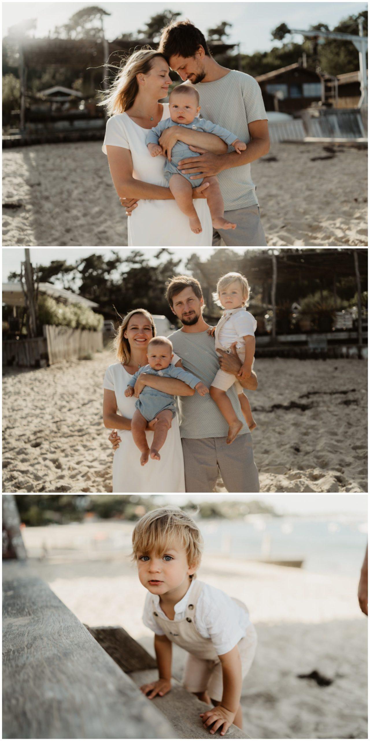famille enfant cap-ferret