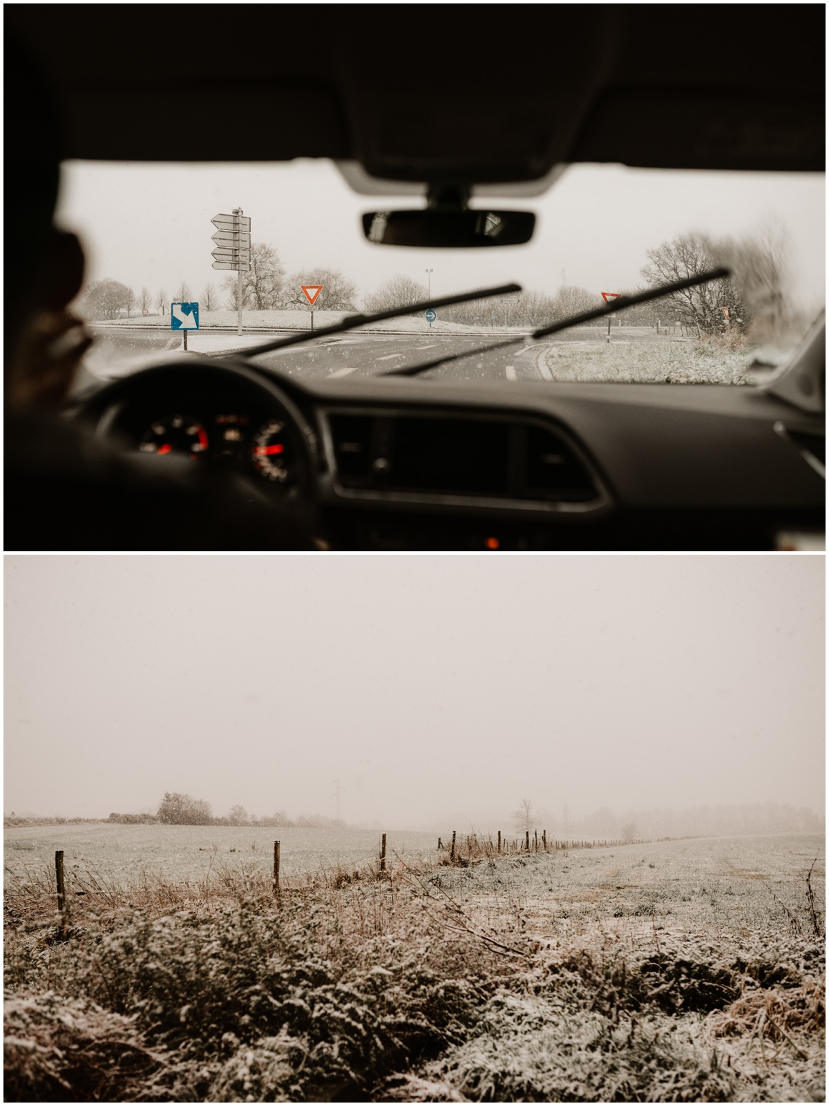 normandie hiver
