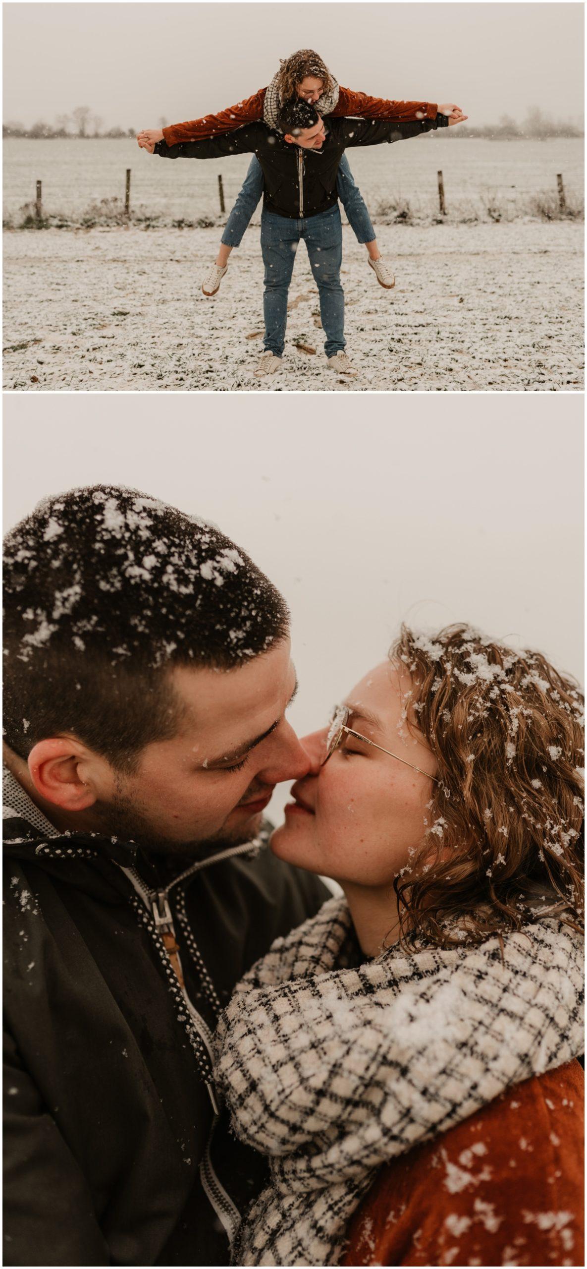 photographe engagement