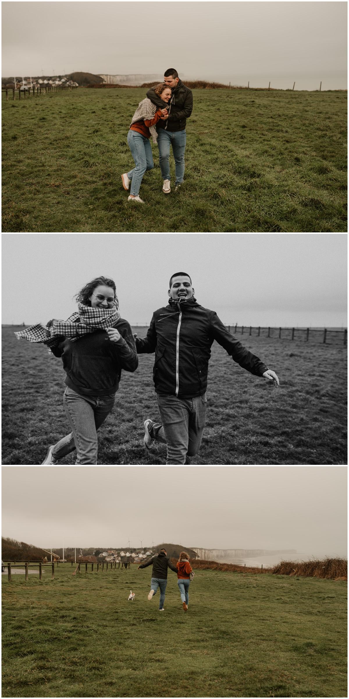 photographe couple normandie